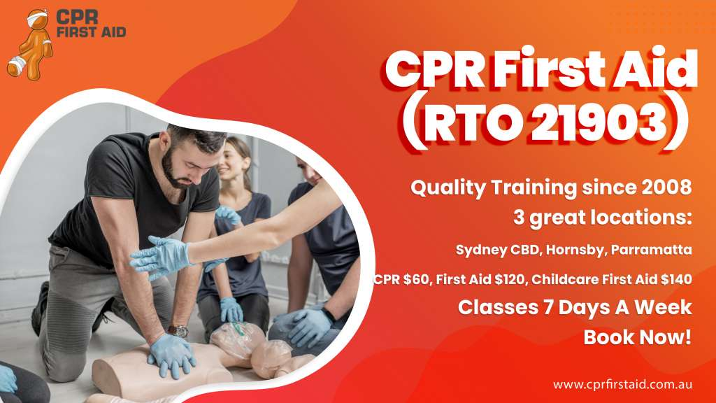 First Aid Course NSW