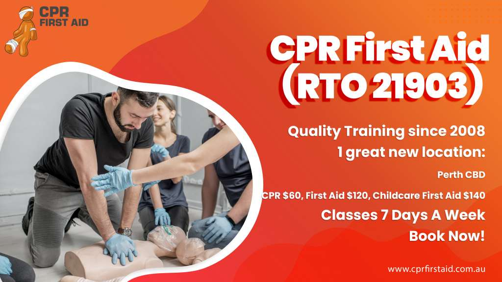 First Aid Course WA
